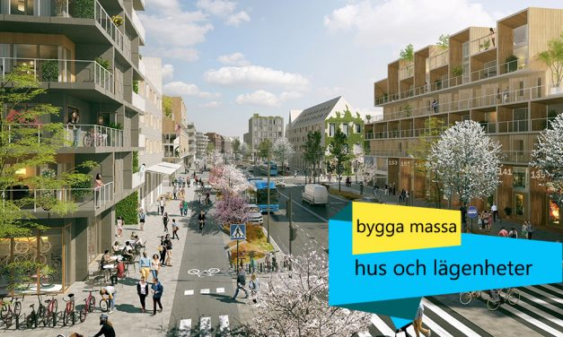 Att bygga en stad