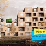 Trender inom arkitektur 2019